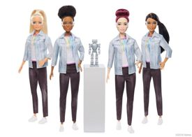 Mattel Launches a Brand New Robotics Engineer Barbie